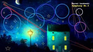 """Marcel Landowski """"Symphony No.5 ~ Les lumières de la nuit"""""""