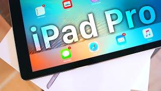 iPad Pro Unboxing & Impressions!
