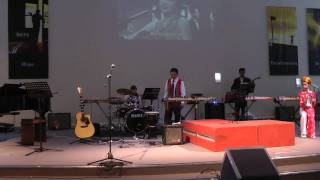 dang thao musical band china rose canh hong trung quoc dan tranh viet nam