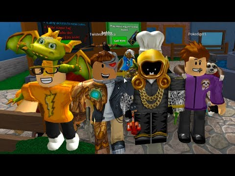 YOUTUBER ONLY ROBLOX MURDER MYSTERY 2