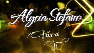 Alycia Stefano - Para Ti (Teaser Promo) Sortie 23/09/13
