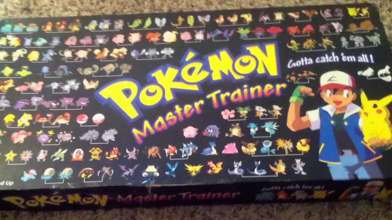 Pokemon Master Trainer