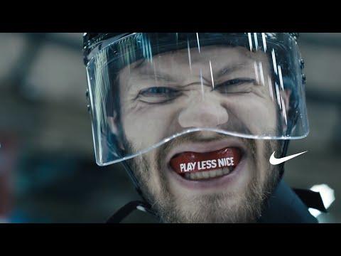 Nike Play Less Nice Customized Interactivity