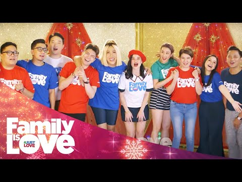 "ABS-CBN Christmas Station ID 2018 ""Family Is Love"" Recording"