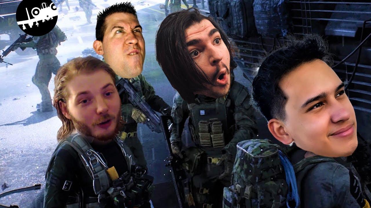 REACTION - Battlefield 2042 Official Reveal Trailer | Good Feelz Podcast