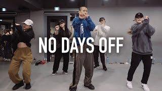 No Days Off(하루종일) - Reddy, YunB & Sway D / Enoh Choreography