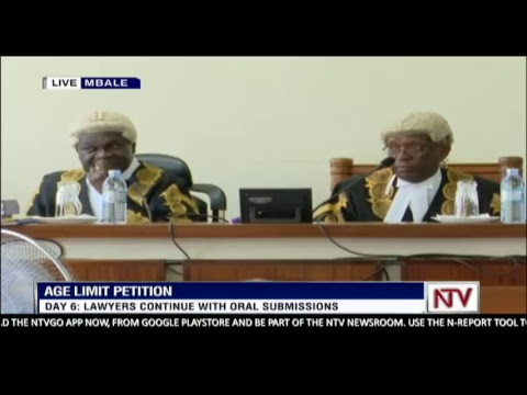 DAY 6:  AGE LIMIT PETITIONS | CONSTITUTIONAL COURT HEARING