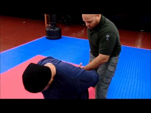 security guard handcuff technique