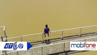 Thanh niên ở Nam Định nhảy sông tự vẫn | VTC
