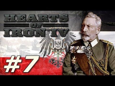 Hearts of Iron IV: Kaiserreich | German Empire - Part 7
