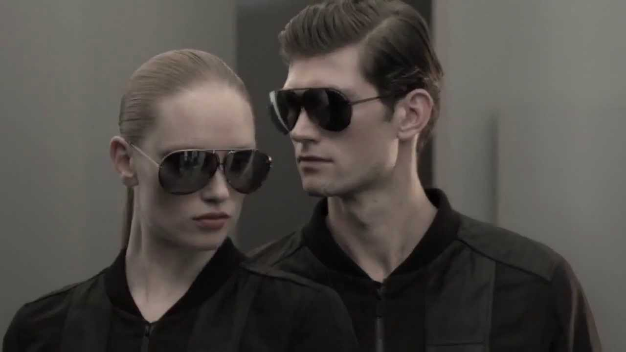 Porsche Design P 8000 Eyewear Spring Summer 2013 Youtube
