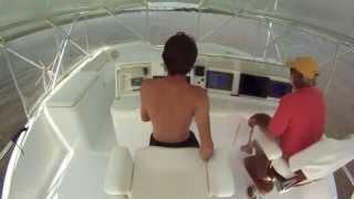 Impressive Boat Handeling 15 yr. old