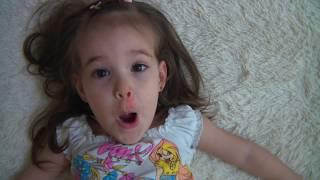 НА ЛАБУТЕНАХ клип детский ЭКСПОНАТ