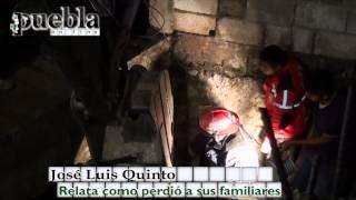 Relatos de la tragedia en Huehuetlán El Grande Puebla
