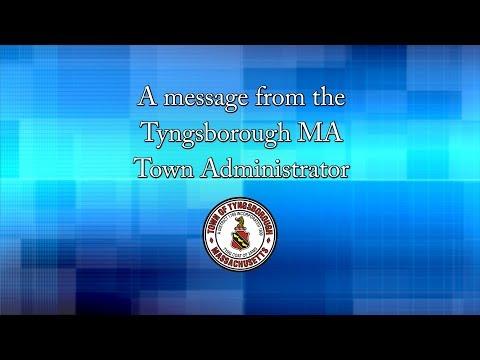 Tyngsborough Town Administrator Discusses Medical/Recreational Marijuana