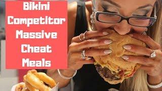 Bikini Competitor MASSIVE Cheat Meals Post Show of the Toronto Natural Pro Qualifier
