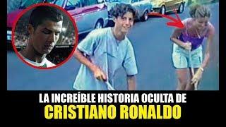 LA INCREÍBLE HISTORIA OCULTA de CRISTIANO RONALDO