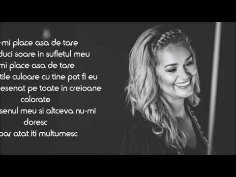 Feli - Creioane colorate lyrics