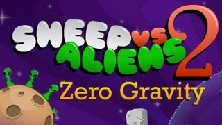 Sheep Vs Aliens 2 Leve01- Leve24 Walkthrough