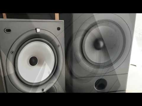 Vintage British Speaker Comparison - Mordaunt Short Vs KEF