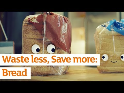 The best dance routine since sliced bread | Waste Less Save More | Sainsbury's