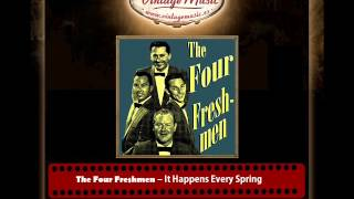 12The Four Freshmen – It Happens Every Spring