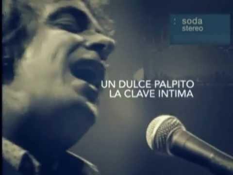 Soda Stereo Corazón Delator Letra Videoclip