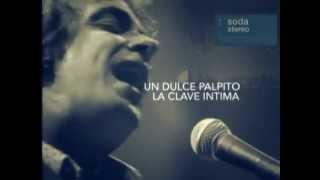 Soda Stereo - Corazón Delator - Letra - Videoclip
