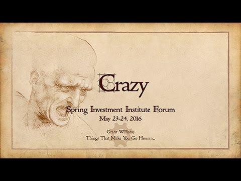 Crazy: How The Lunatics Took Over The Asylum