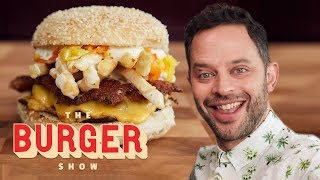 Nick Kroll's Ultimate Burger Taste-Test | The Burger Show