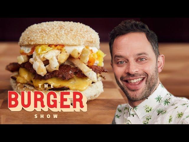 Nick Kroll's Ultimate Burger Taste-Test   The Burger Show