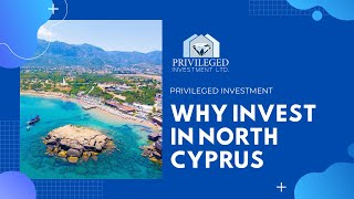 10 Reasons Why invest in North Cyprus