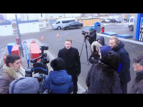 """День качества на АЗС """"Газпромнефть"""" в Московской области"""