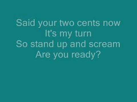 Are you ready for this- Three days Grace [lyrics]