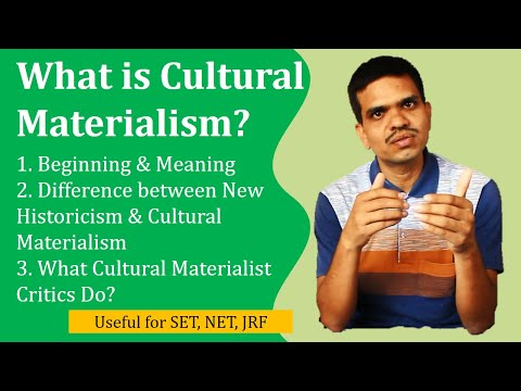 what-is-cultural-materialism?|-literary-theory-cultural-materialism