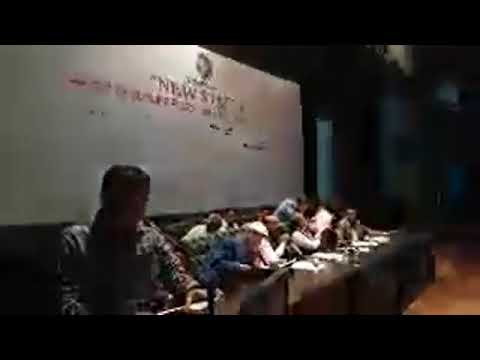 Pramod Boro ABSU President Speech In The NFNS Meeting