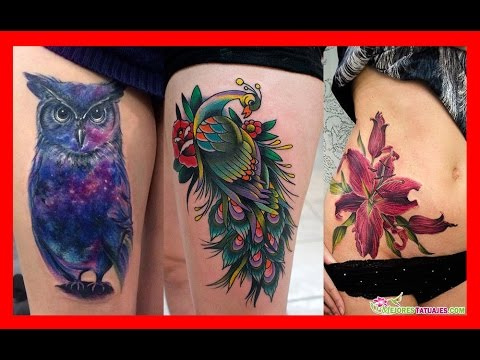 Imagenes de tatuajes para mujeres ideas de tatuajes para mujeres youtube - Dibujos tribales para tatuar ...