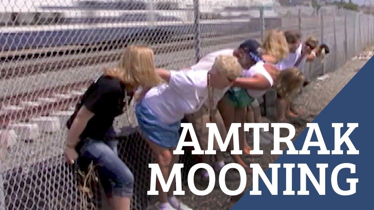 Amtrak Mooning Pictures amtrak mooning