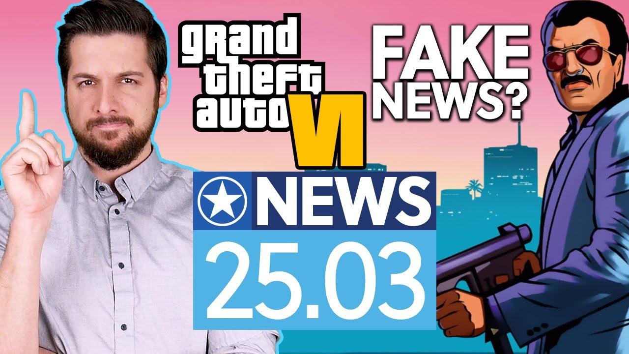 GTA 6: Stimmen die Gerüchte zur Ankündigung? - News