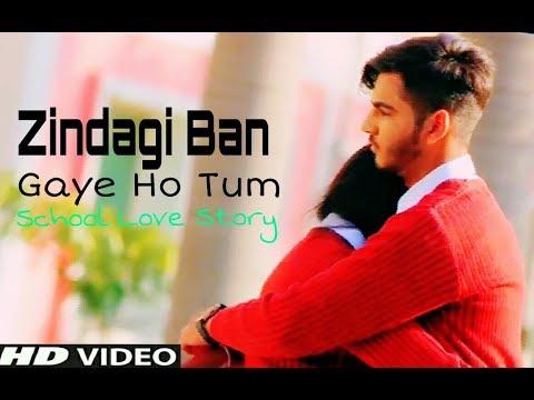 Zindagi Ban Gaye Ho Tum (Unplugged Version) | Vicky Singh | Kasoor | School Love Story | M M C |
