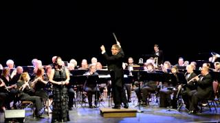 KELLEY LENNON ~ America the Beautiful with The RI Wind Ensemble
