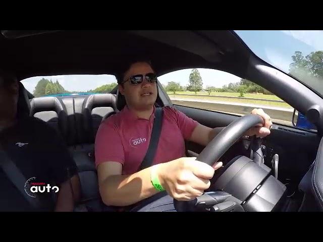 OPajuçara Autotestou o Ford Mustang 2019 01/06/2019