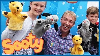 Sooty's 70th Birthday! | Blackpool North Pier | The Sooty Show