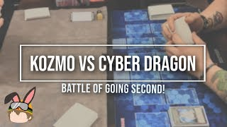 Yu-Gi-Oh! Duel - Kozmo vs Cyber Dragon