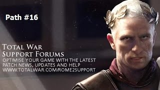 Total War Rome II - Патч 16 + Длс Черноморские Колонии