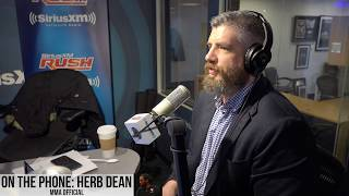 Herb Dean Explains How MMA Referees Are Graded And Evaluated | Luke Thomas