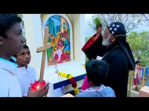 Way of the Cross Tamil | சிலுவை பாதை| Good Friday | miriyam tv | vincent mar paulos | siluvai pathai