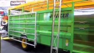 Eurotier 2012 /Transport : Joskin Betimax, une bétaillère attractive