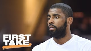 Is Kyrie Irving Being Immature? | First Take | ESPN