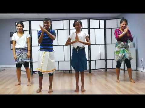 JuJu On That Beat Indian  | Tamil Dance